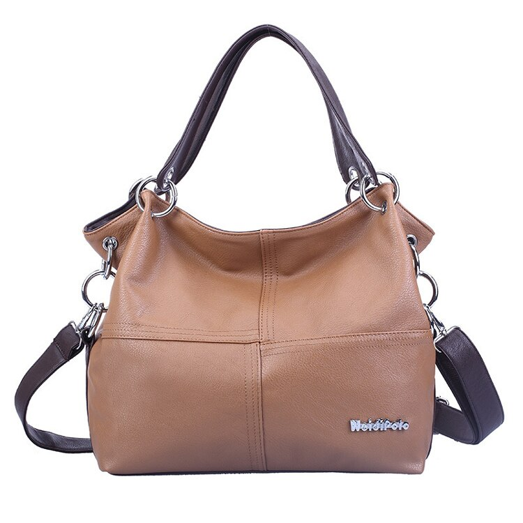 Famous Brand Luxury Designer Handbags High Quality Soft PU Leather Ladies Corssbody Bags For Women Shoulder Bag Vintage Totes