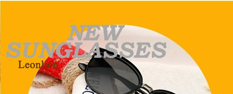 LeonLion Candies Brand Designer Cat Eye Sunglasses Women Luxury Plastic Sun Glasses Classic Retro Outdoor Oculos De Sol Gafas